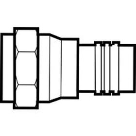 85-037 F-Conn. RG-6 Crimp-on