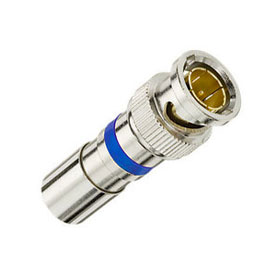 BNC RG-59 Compression Connector