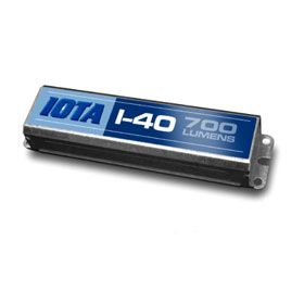 I-40 700 Lumens T8/T12 Fluorescent Emergency Ballast 120/277V