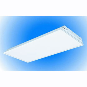FS Series 2 X 4 3-Lamp Recessed 32W T8 Fluorescent Flanged Luminaire