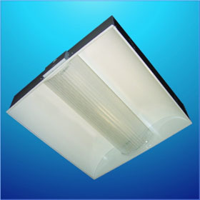 MAX-E 2 x 2 Two Lamp 17W T8 Recessed Direct/Indirect Dimming Lay-In Fixture