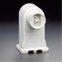 High-Output Base Double Contact Fluorescent Lampholder 13556