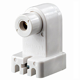 Slimline Single Pin Standard Lampholder