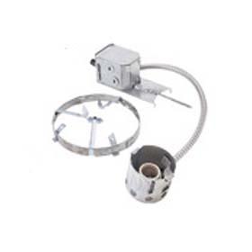 Lytecaster Lytening 3-3/4 in. Incandescent Non-IC Remodeler Frame-In Kit