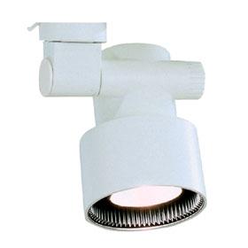 Par-Tech White 75W PAR30 Cylinder Shade