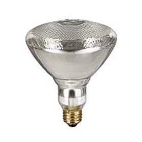 Rough Service 54W PAR38 Incandescent Flood Lamp