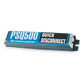 500 Lumen Fluorescent Battery Pack Damp Location