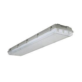 Advantage 4 ft. 6-Lamp T8 Fluorescent Vaportight Wet Location Fixture
