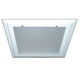 2-Lamp 32W Triple Tube CFL Vapor Proof Recessed Luminaire 120V