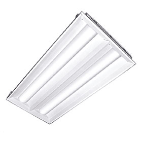 ASC2 2 x 2 2-Lamp 28W T5 Fluorescent Expansive Cavity Recessed Fixture 120/277V