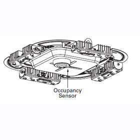 QD Quadcast Occupancy Sensor