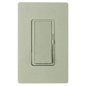Diva Greenbriar 3-Way Magnetic Low Voltage 450W Preset Dimmer with Nightlight