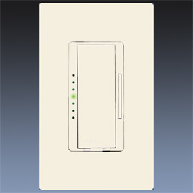 Maestro MAELV-600 Gloss Ivory 600W Electronic Low Voltage Dimmer