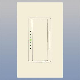 MA-600 Almond 600W Single Pole/ Multi-Location Incandescent Dimmer