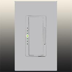 Maestro MA-600 Gray 600W Single Pole/ Multi-Location Incandescent Dimmer