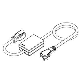 Maestro Wireless White Plug-In Appliance Module