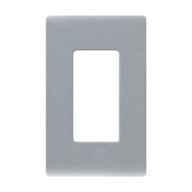 Claro SC-1 Bluestone 1-Gang Wall Plate