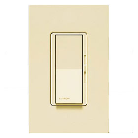Diva DVELV-303P Ivory 300W Electronic Low Voltage 3-Way Dimmer Switch