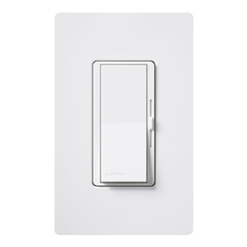DVELV-300P 300W White Electronic Low Voltage Preset Dimmer