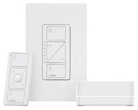 Smart Bridge PRO In-Wall Light Dimmer w/ PICO Remote and Wallplate
