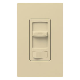 Skylark Contour Ivory C L CFL LED Preset Dimmer eco-dim
