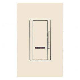 Spacer System SPSFTU-5A Ivory Fluorescent Dimmer with IR Receiver