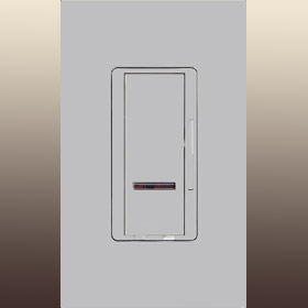 Spacer SPS-600 Gray Incandescent Infrared Receiver Dimmer
