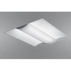 Portico 2 X 4 2-Lamp T5 Fluorescent Recessed Lay-In Fixture 120/277V EM