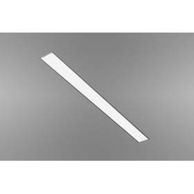 Slot 2 Series 6 ft. Dimmable T5 Fluorescent Recessed Fixture 120V