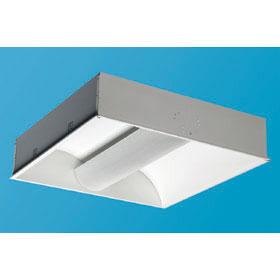 Zenith I 2 x 2 2-Lamp 40W TT5 Fluorescent Recessed Direct/Indirect Fixture