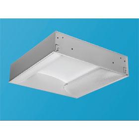 Zenith ZA 2 x 2 2-Lamp 14W T5 Fluorescent Recessed Direct/Indirect Luminaire