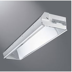 Horizon 4 ft. 2-Lamp 32W T8 Fluorescent Recessed Wall Wash
