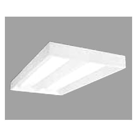 Accord 2 x 2 2-Lamp 24W 3500K T5HO Fluorescent Surface Troffer 277V