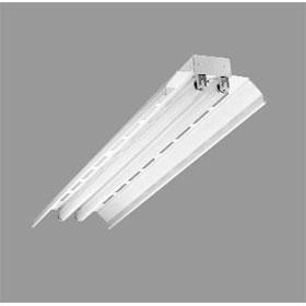 8 ft. 32W T8 Fluorescent Tandem Silver Reflector Industrial Fixture