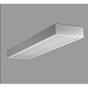 4 ft. 2-Lamp 32W T8 Fluorescent Surface Modular Fixture 120/277V