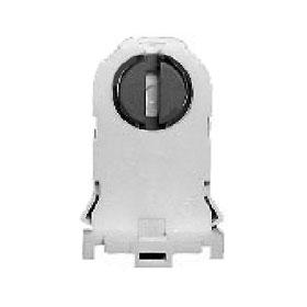 Rotary Locking Fluorescent T8, T10, T12 Lampholder