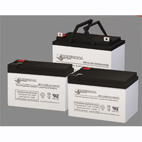 LC8 Sealed Lead Acid Rechargeable Battery