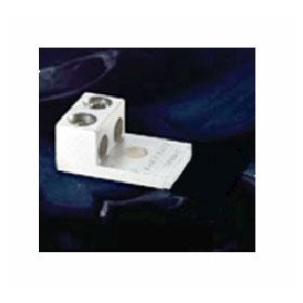 Dual Rated CU/AL Double Lug Connector (2) 600 MCM-2 AWG .500 Hole