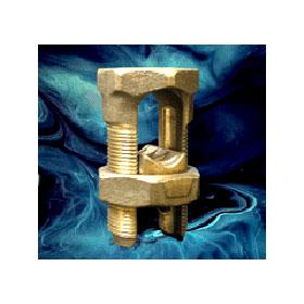 4 AWG Copper Split Bolt