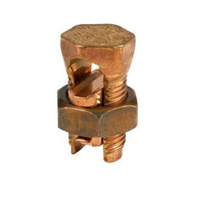 4 AWG 3 Wire Copper Split Bolt