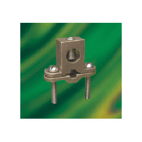 Extra Heavy Duty Direct Burial Bronze Ground Clamp