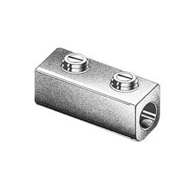 Dual-Rated AL/CU Splicer Reducer Lug, 1/0 to 14 AWG