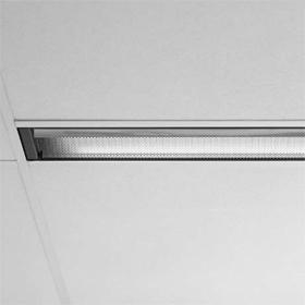 Lightline Black 28W T5HO Fluorescent Recessed Wall Wash
