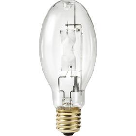 MH175/U/MED 175W Clear Metal Halide Lamp