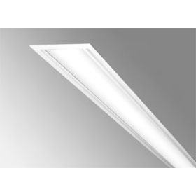 E2A 2 ft. Dimming 28W T5 Fluorescent Recessed Fixture 120V