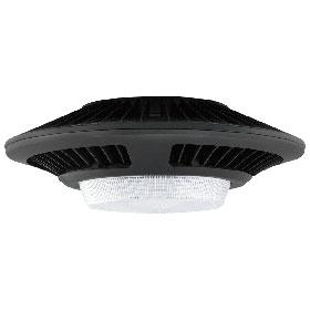 Bronze 52W 5000K LED Garage Ceiling Fixture