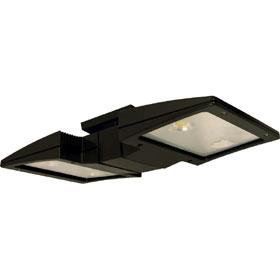White 2 X 10W 2900K LED Ceiling Fixture