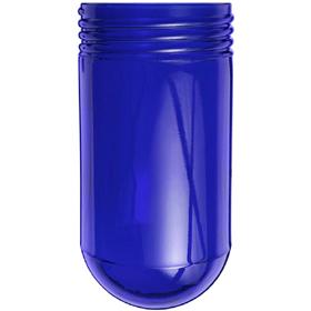 Vaporproof 200 Series Blue Glass Globe
