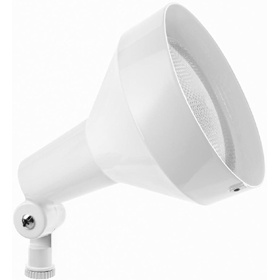 H101 White 150W Incandescent Bell Shaped PAR Flood Light