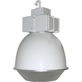 16 in. 250W Metal Halide Low Bay Semi Specular Aluminum Refractor Fixture